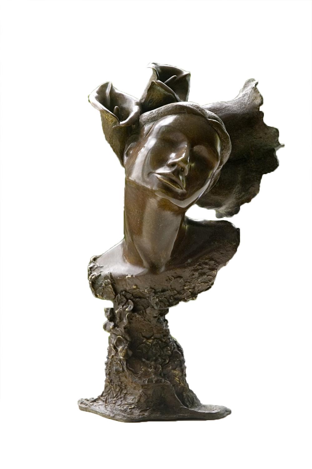 Armando Granja-Escultura en bronce-24