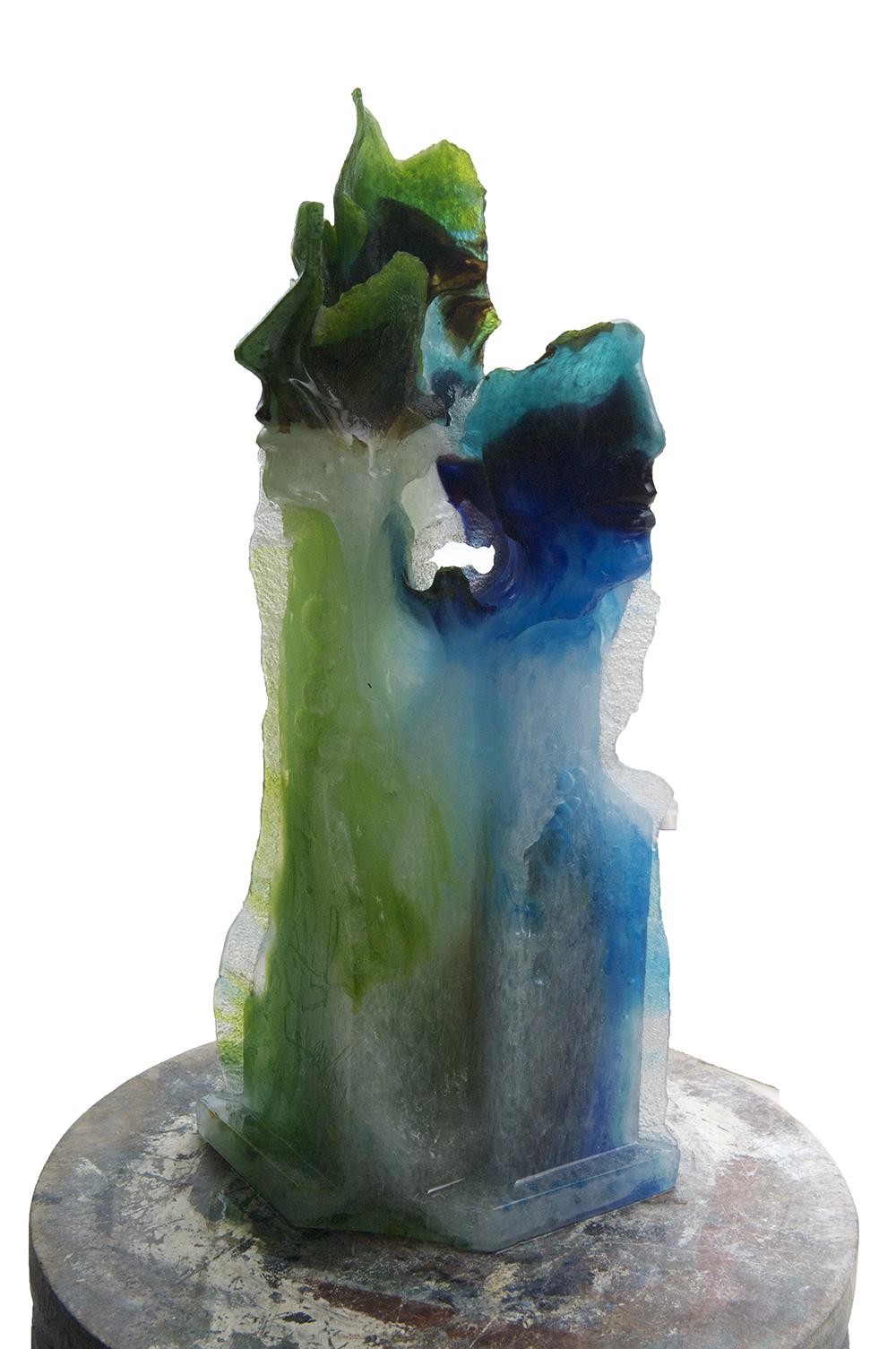 Armando Granja-Escultura en vidrio-DSC_1130